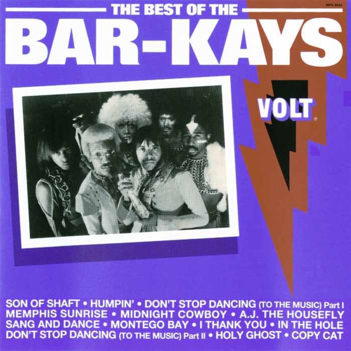 BAR-KAYS, The - The Best Of The Bar-Kays