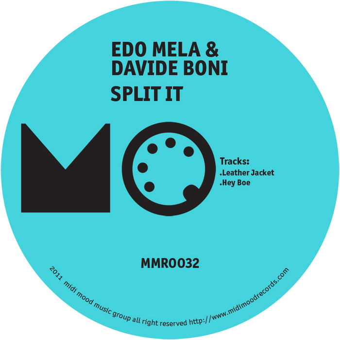 EDO MELA/DAVIDE BONI - Split It