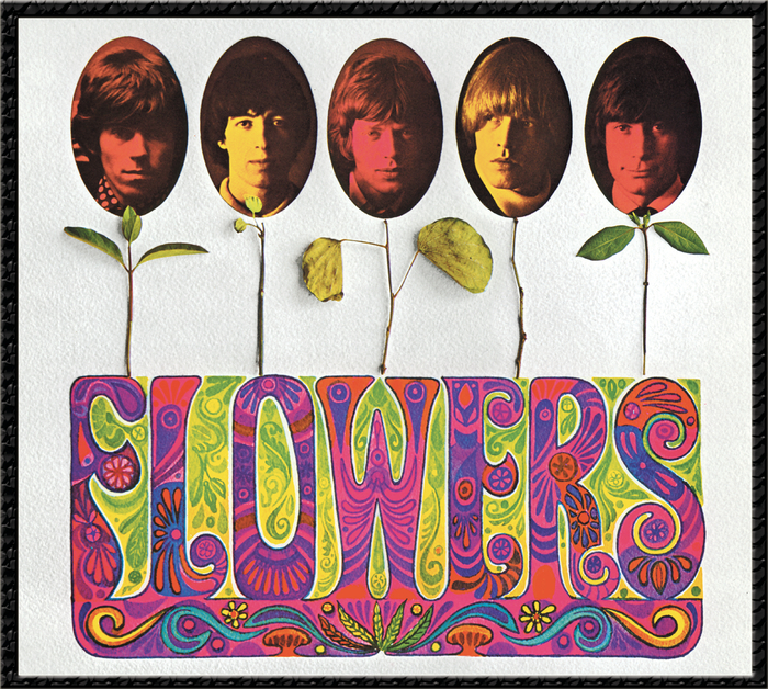 ROLLING STONES, The - Flowers (Non EU)
