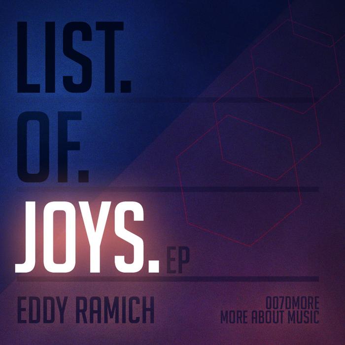 RAMICH, Eddy - List Of Joys EP