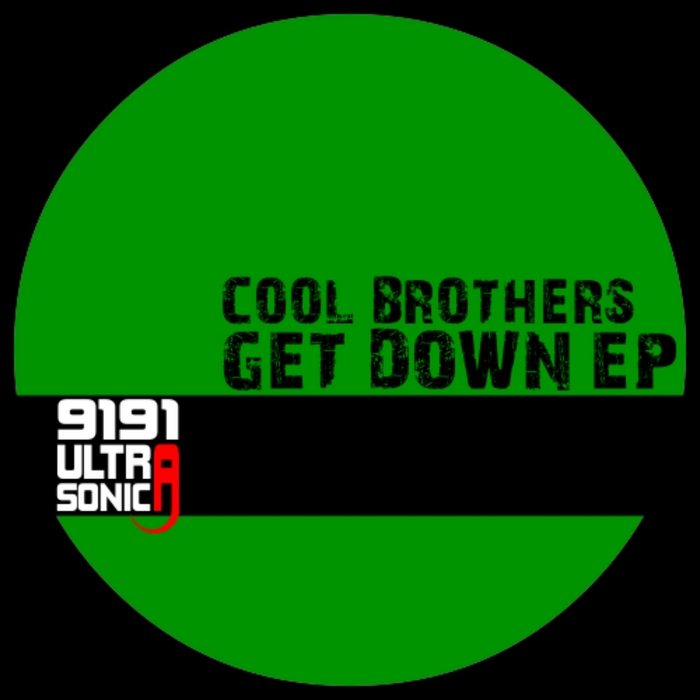 COOL BROTHERS - Get Down EP