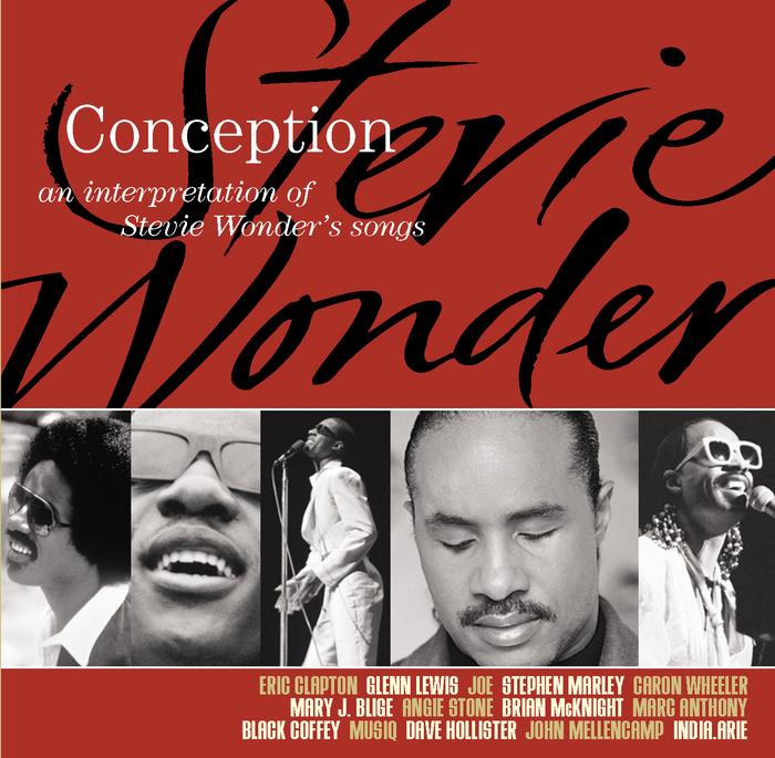 VARIOUS - Conception - An Interpretation Of Stevie Wonder's Songs