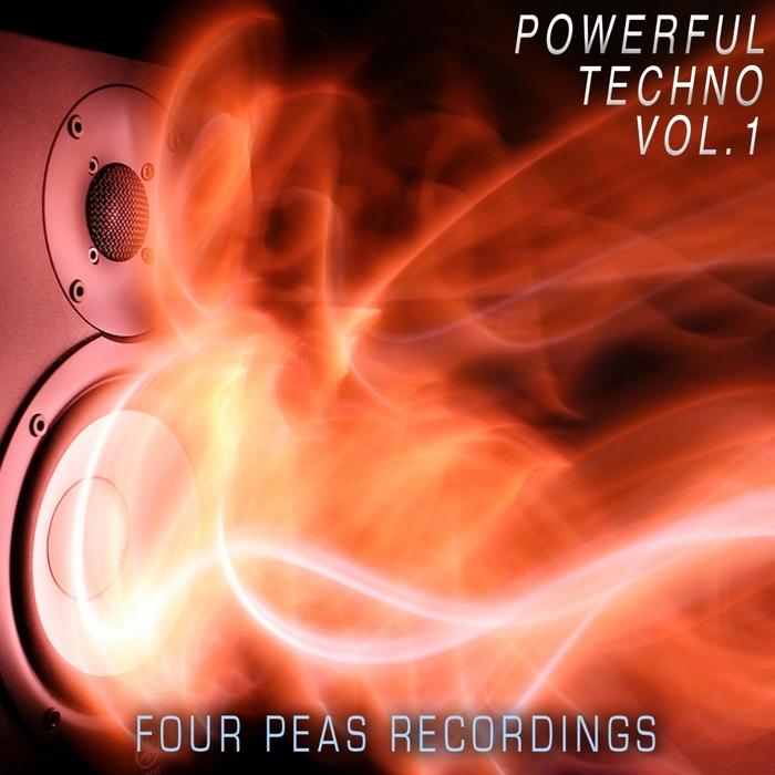 VARIOUS - Powerful Techno Vol 1