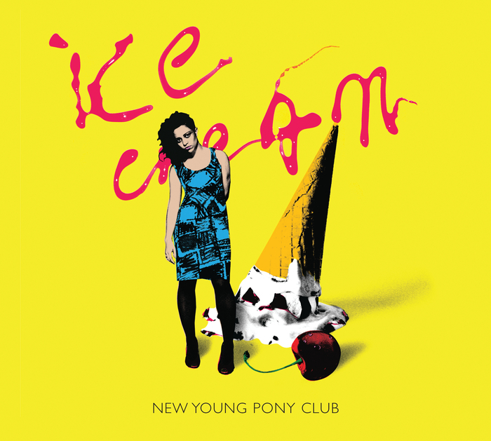 NEW YOUNG PONY CLUB - Ice Cream (Popular Computer Remix)