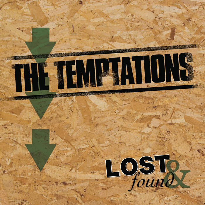 TEMPTATIONS, The - Lost & Found: The Temptations