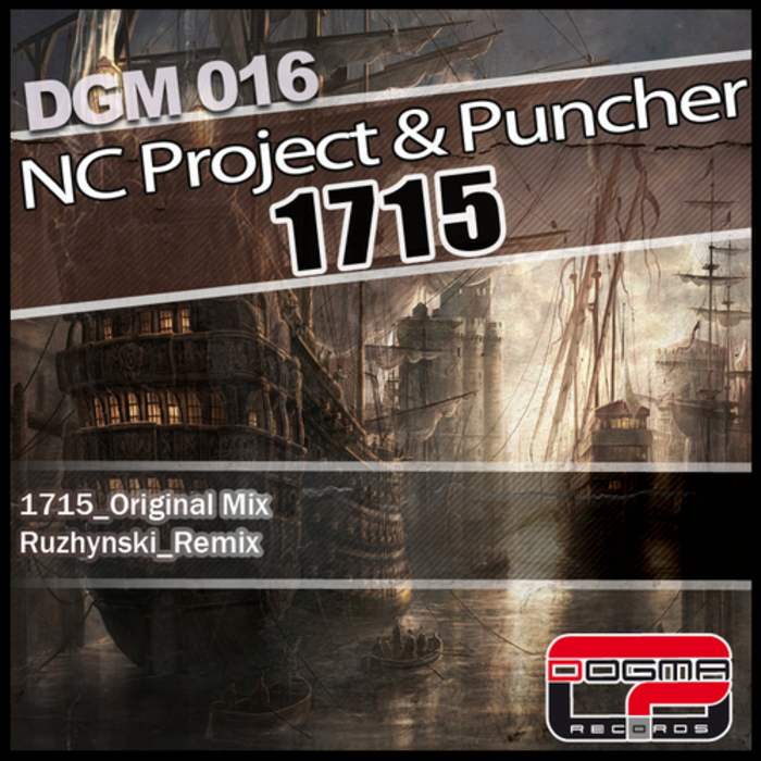 NC PROJECT/PUNCHER - 1715 EP