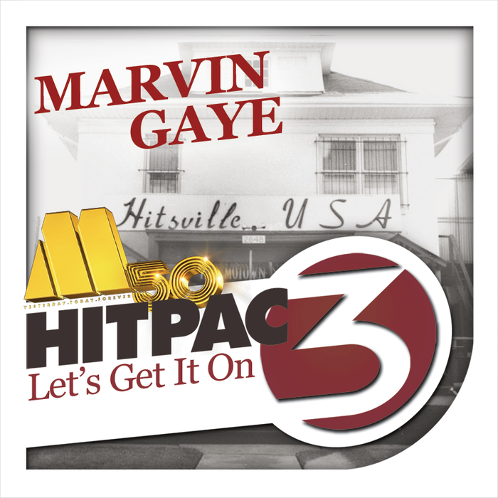 GAYE, Marvin - Let's Get It On Hit Pac