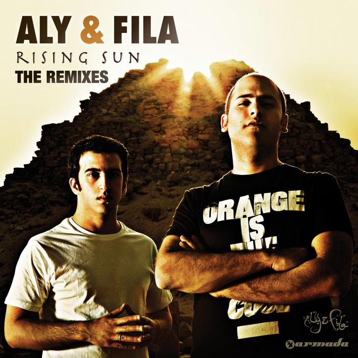 ALY & FILA - Rising Sun (The remixes)