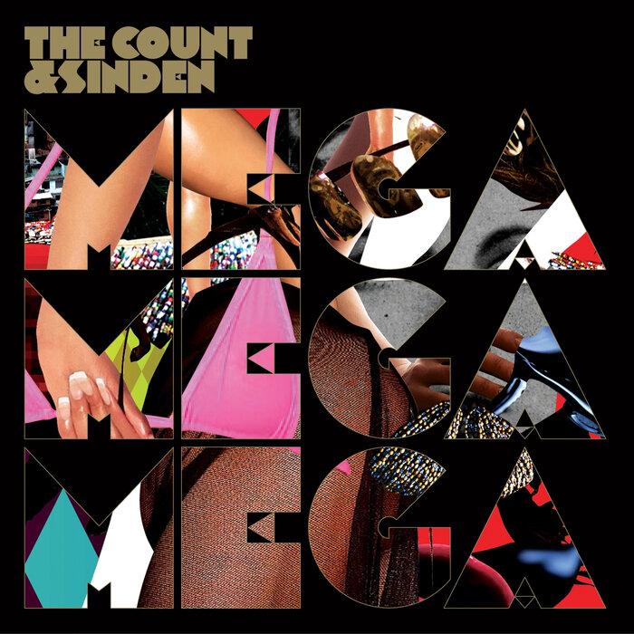 COUNT & SINDEN, The - Mega Mega Mega (Special Bonus Edition)