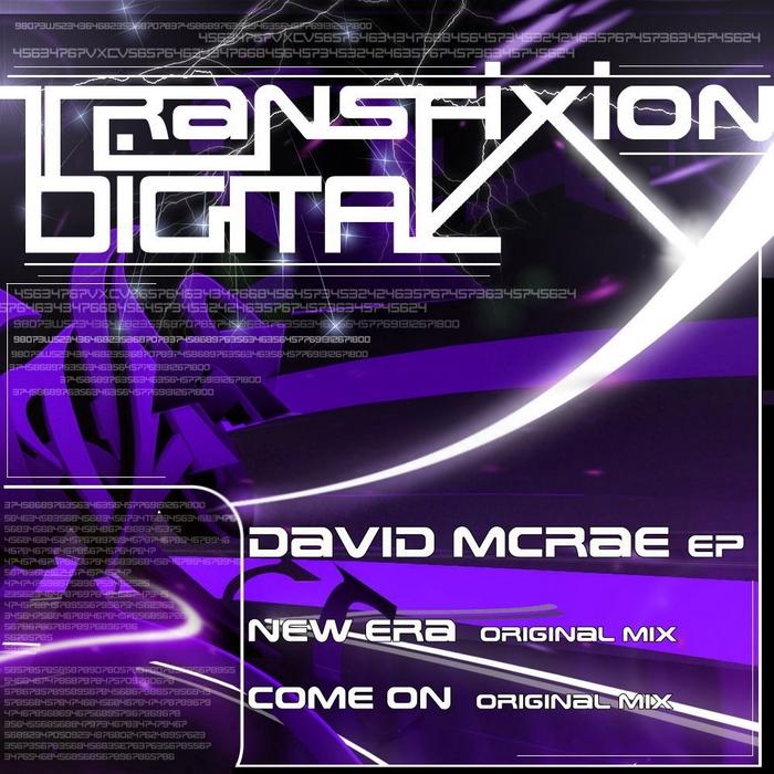 MCRAE, David - David McRae EP
