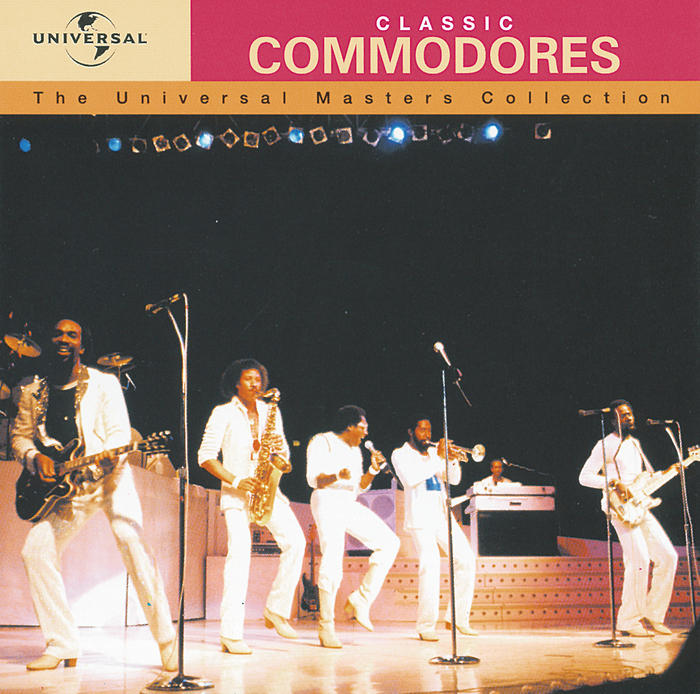 COMMODORES - Universal Masters Collection