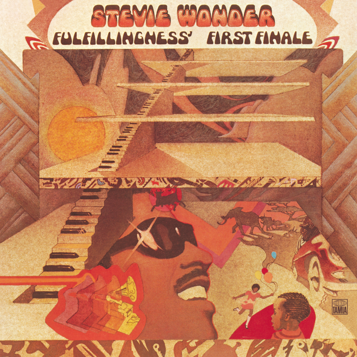 WONDER, Stevie - Fulfillingness' First Finale