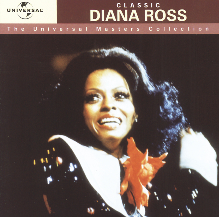 ROSS, Diana - Diana Ross - Universal Masters Collection