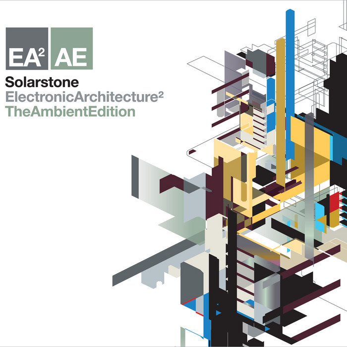 SOLARSTONE/VARIOUS - Electronic Architecture 2 - The Ambient Edition (unmixed tracks)