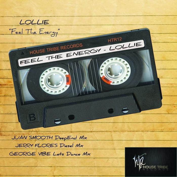 LOLLIE - Feel The Energy
