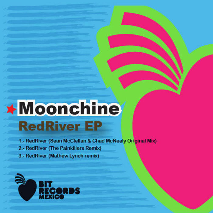 MOONCHINE - RedRiver EP