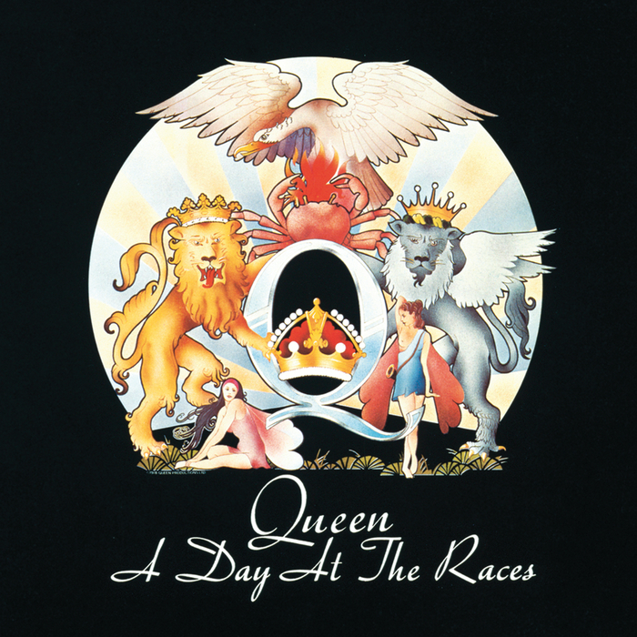 QUEEN - A Day At The Races (2011 Remaster)