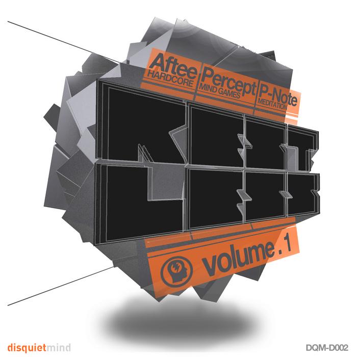 AFTEE/PERCEPT/P NOTE - Restless EP Volume 1