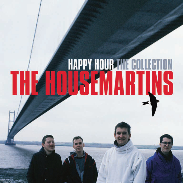 HOUSEMARTINS, The - Happy Hour: The Collection