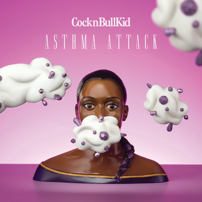 COCKNBULLKID - Asthma Attack (Remix EP)