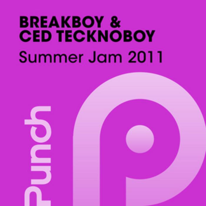 BREAKBOY & CED TECKNOBOY - Summer Jam 2011