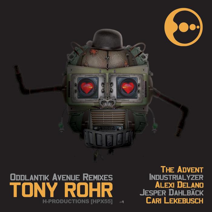 ROHR, Tony - Oddlantik Avenue (remixes)