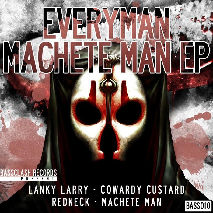 EVERYMAN - Machete Man EP
