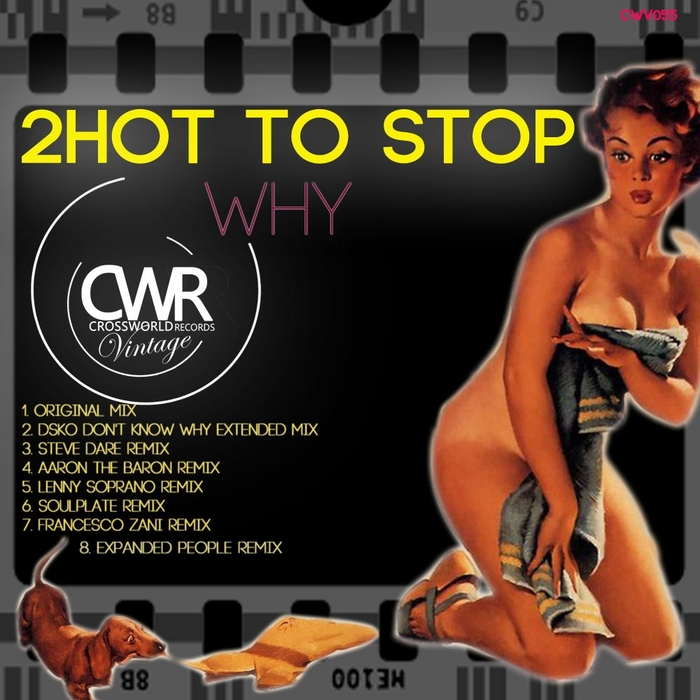 2 HOT 2 STOP - Why