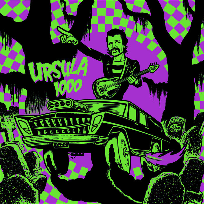 URSULA 1000 feat FRED SCHNEIDER - Hey You EP
