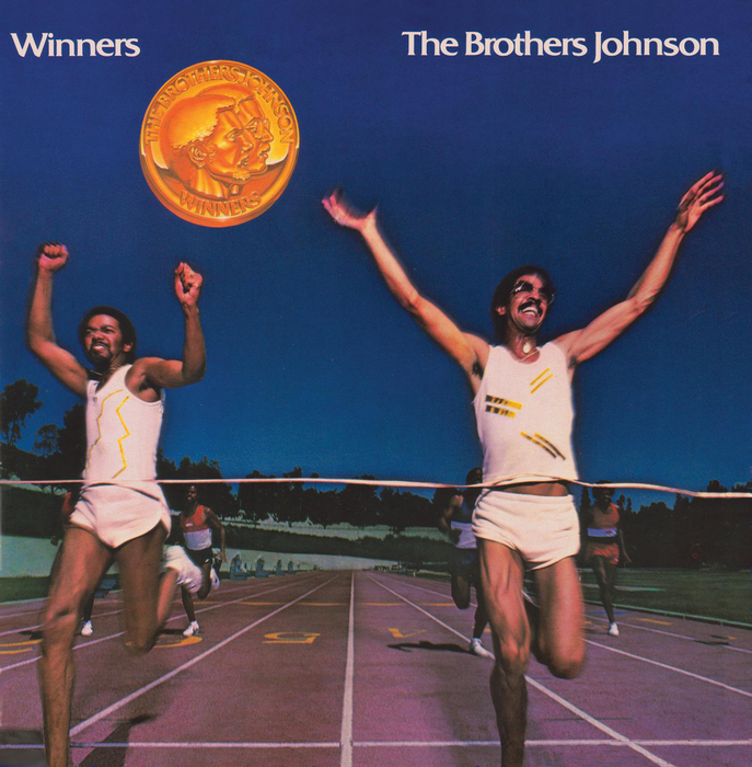 THE BROTHERS JOHNSON - Winners (Expanded Edition)