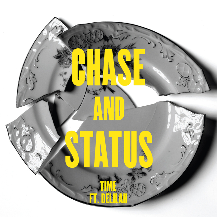 CHASE & STATUS feat DELILAH - Time