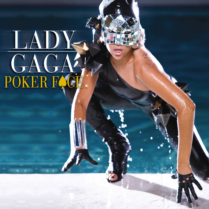 LADY GAGA - Poker Face (UK ITunes Version)