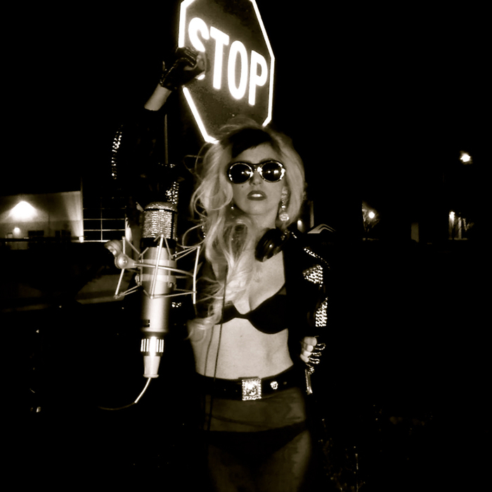 LADY GAGA - Born This Way (The Country Road Version)