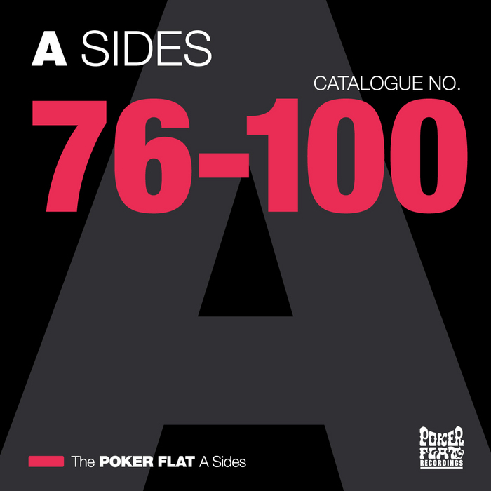 VARIOUS - The Poker Flat A Sides: Chapter Four (The Best Of Catalogue 76-100)
