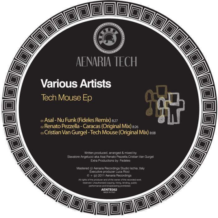 ASAL/CRISTIAN VAN GURGEL/RENATO PEZZELLA - Tech Mouse