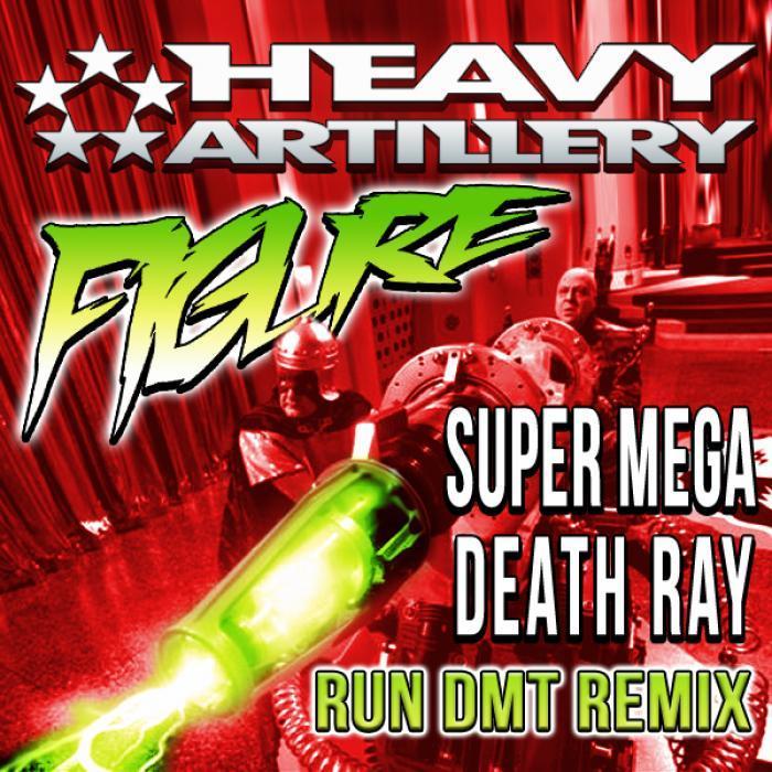 FIGURE - Super Mega Death Ray