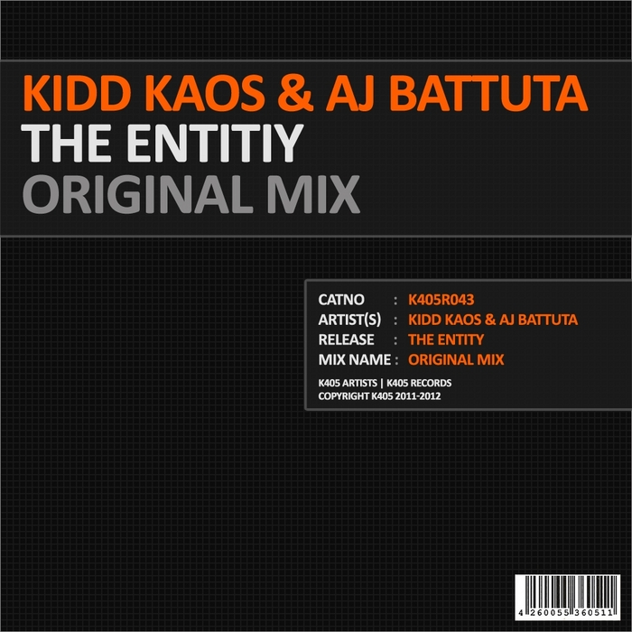 Kidd Kaos/Aj Battuta - The Entity