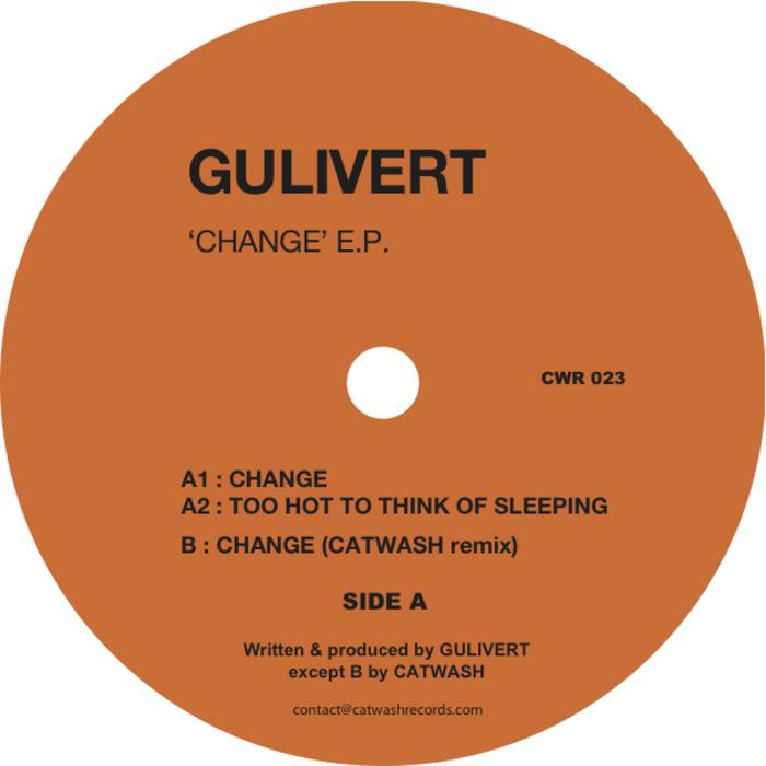 GULIVERT - Change EP