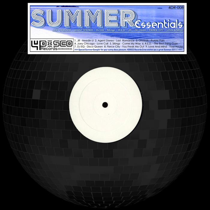 VARIOUS - 4Disco Records Summer Essentials