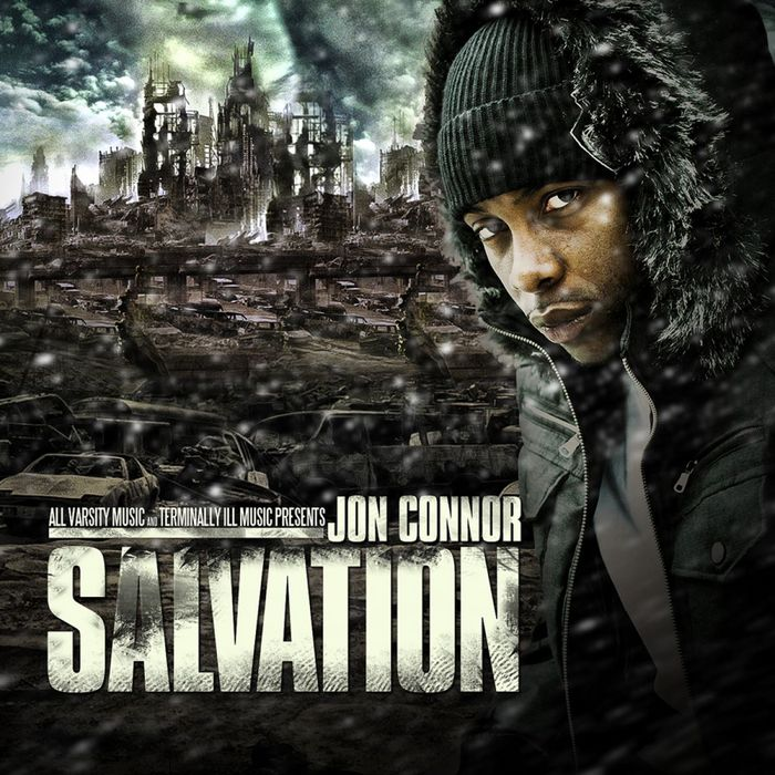 CONNOR, Jon - Salvation