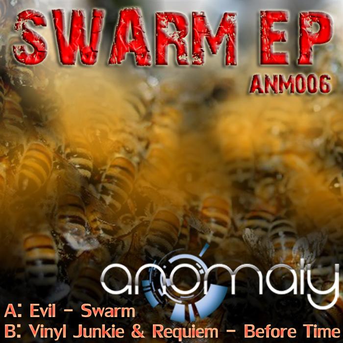 EVIL & VINYL JUNKIE/REQUIEM - Swarm EP