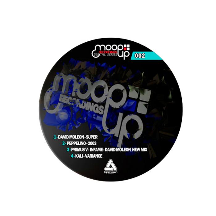 MOLEON, David/PEPPELINO/PRIMUS V/KALI - Super EP
