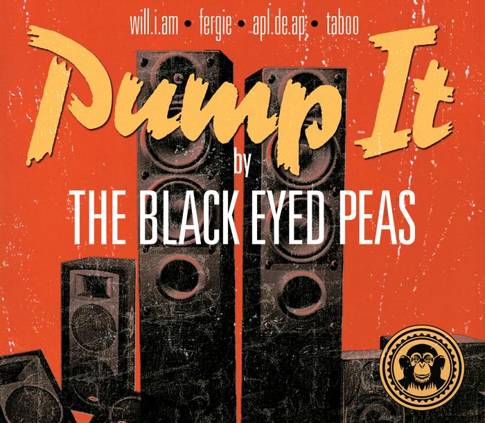black eyed peas pump it mp3 download free