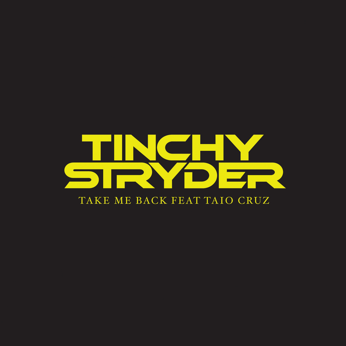 Take me back (radio edit) by tinchy stryder & taio cruz on amazon.