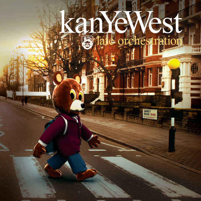 KANYE WEST - Late Orchestration (Explicit)
