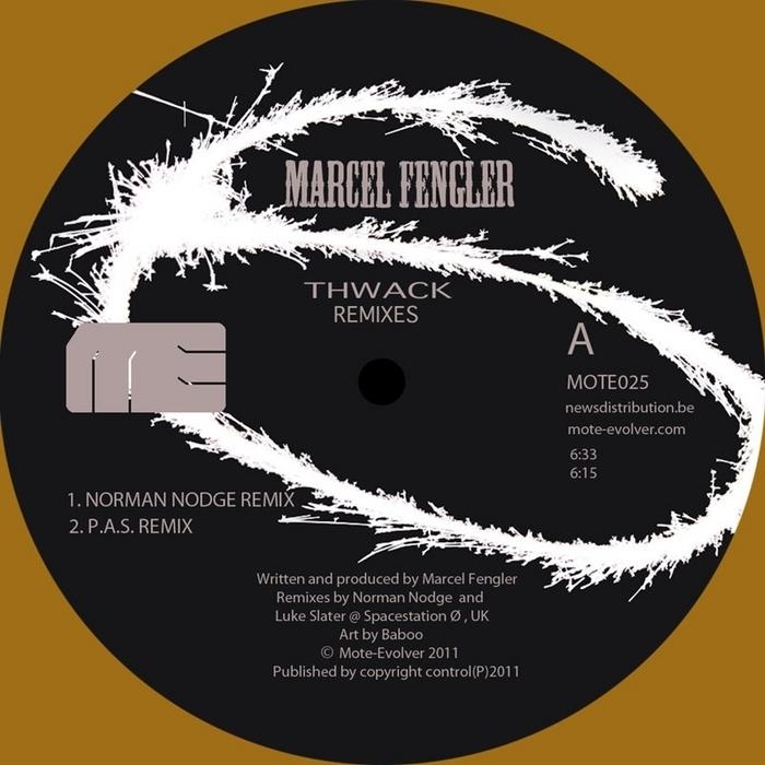 FENGLER, Marcel - Thwack (remixes)