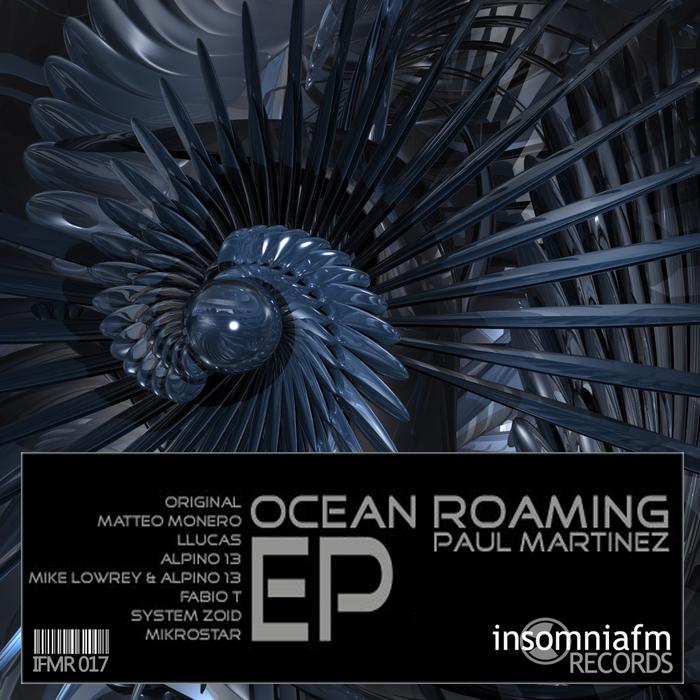 MARTINEZ, Paul - Ocean Roaming