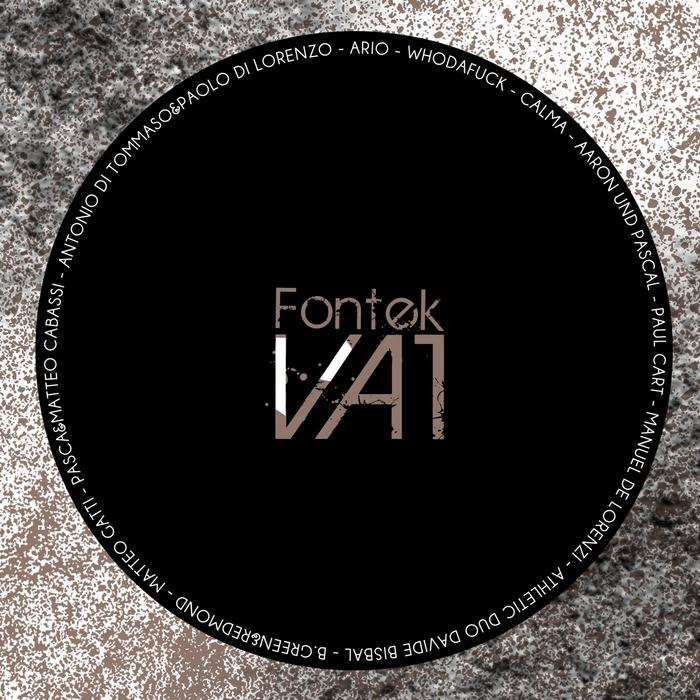VARIOUS - Fontek VA 1