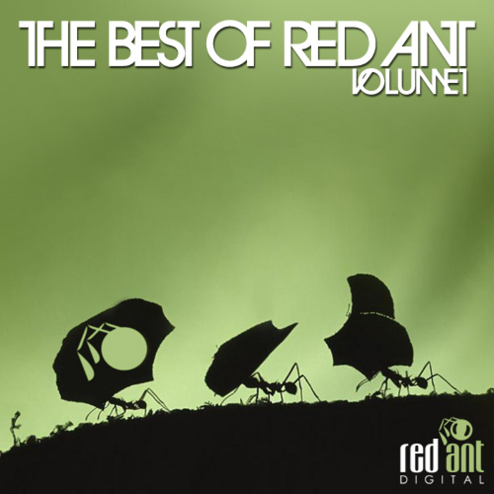 VARIOUS - The Best Of Red Ant Volume 1