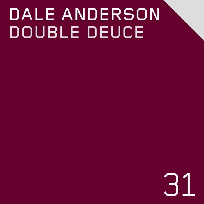 ANDERSON, Dale - Double Deuce EP